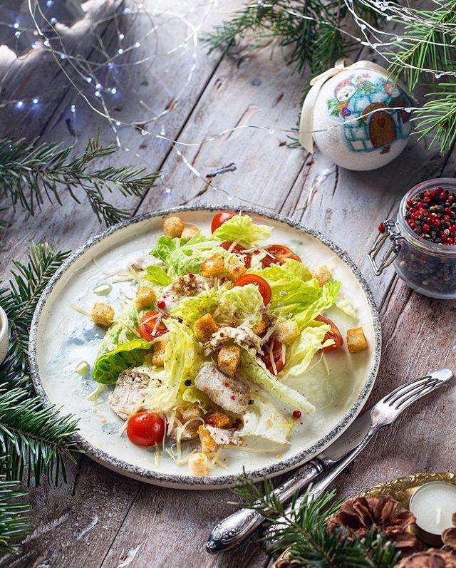 Легкие салаты с домашними заправками от Дарьи Близнюк