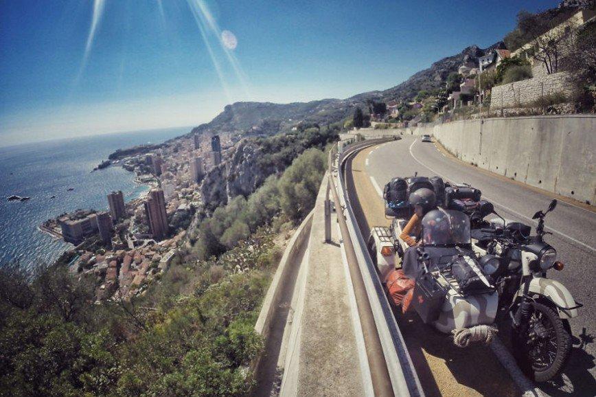 Путешествие по Европе на мотоцикле: [b][i]Монако[/b][/i]
