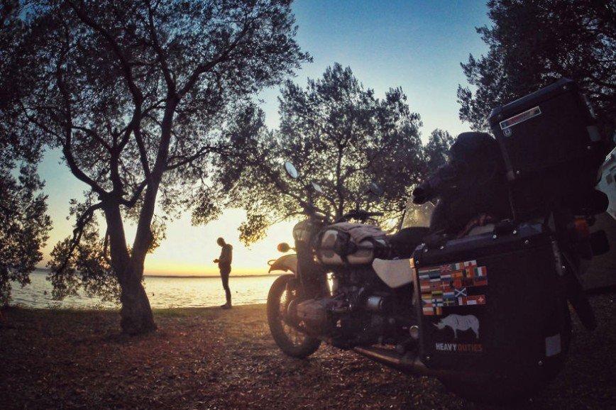 Путешествие по Европе на мотоцикле: [i][b]Черногория[/b][/i]