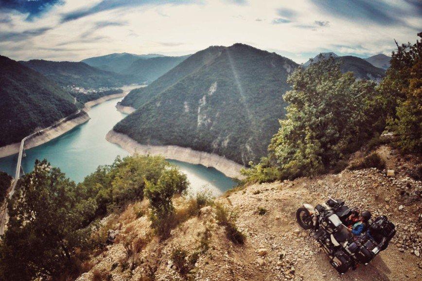 Путешествие по Европе на мотоцикле: [b][i]Черногория[/b][/i]