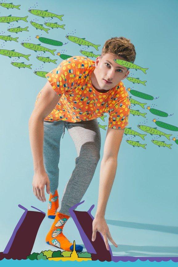 St.Friday Socks выпустил первую коллекцию нижнего белья и одежды для дома