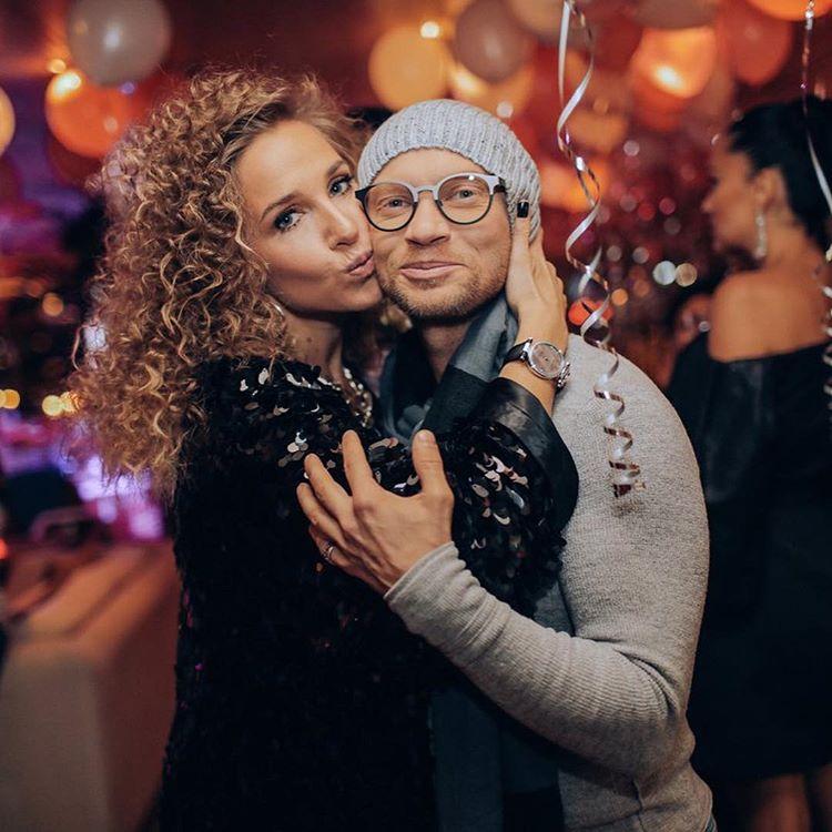 Юлия Ковальчук поблагодарила друзей за вечеринку в честь дня рождения