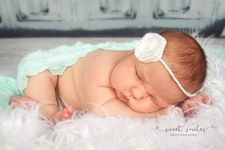 Девочка весом 6 килограммов родилась в США