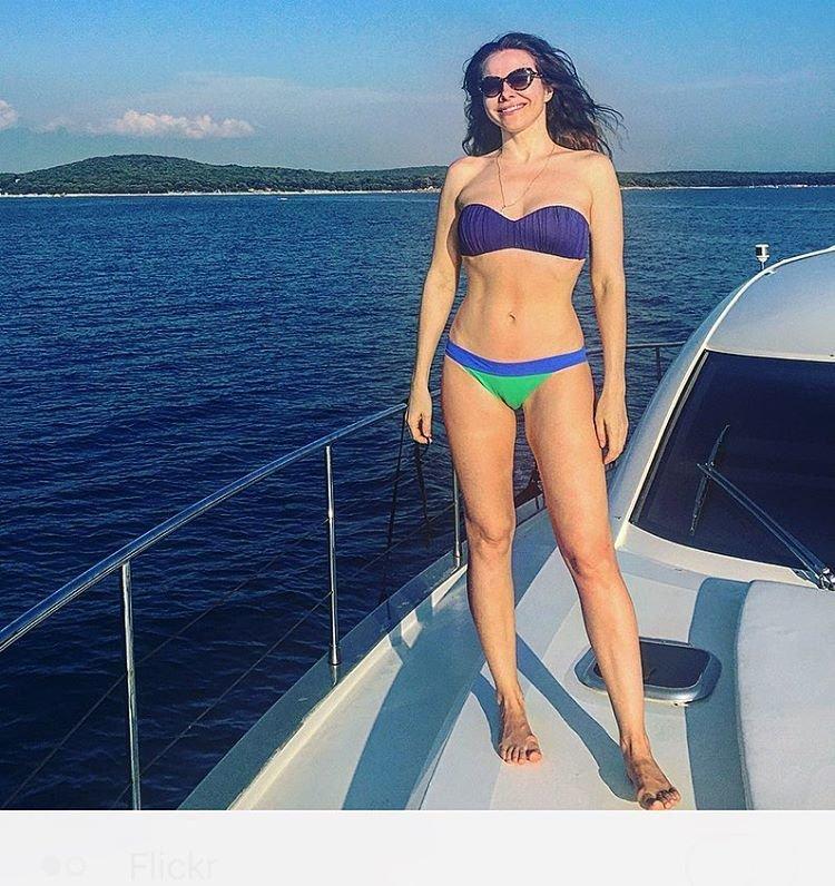 Екатерина Гусева опубликовала фото без макияжа