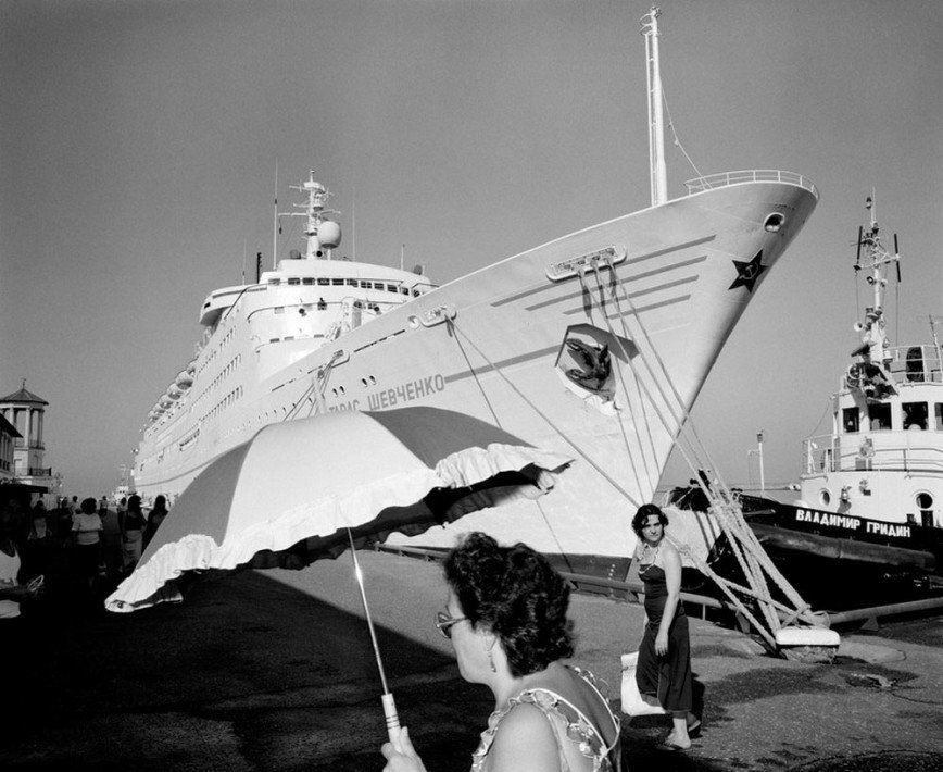 Главный курорт СССР: Сочи в 1988 году