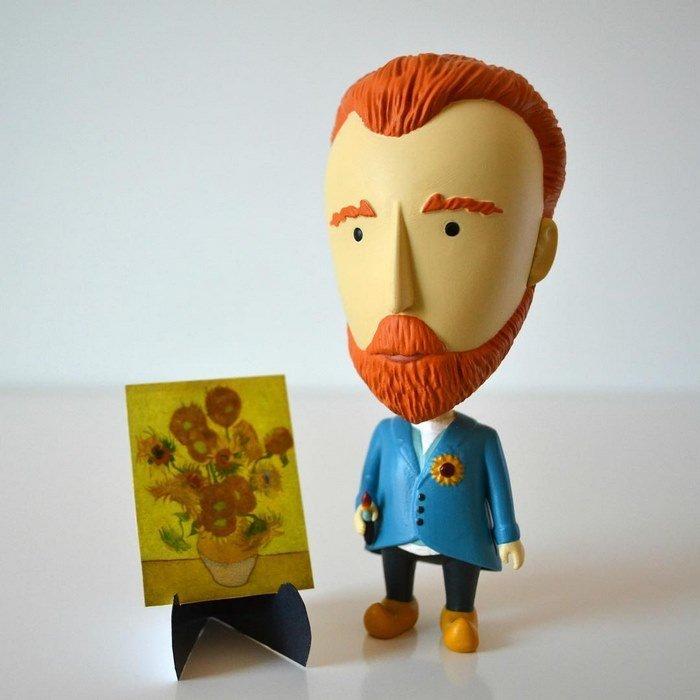 Интерактивный Ван Гог в подарок любителям живописи