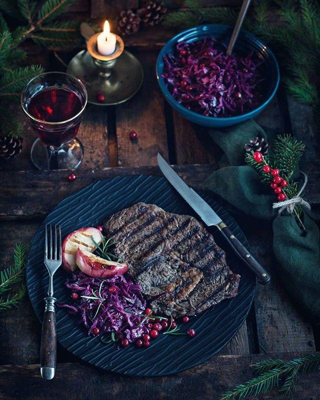 Горячий Новый год: основные блюда на любой вкус