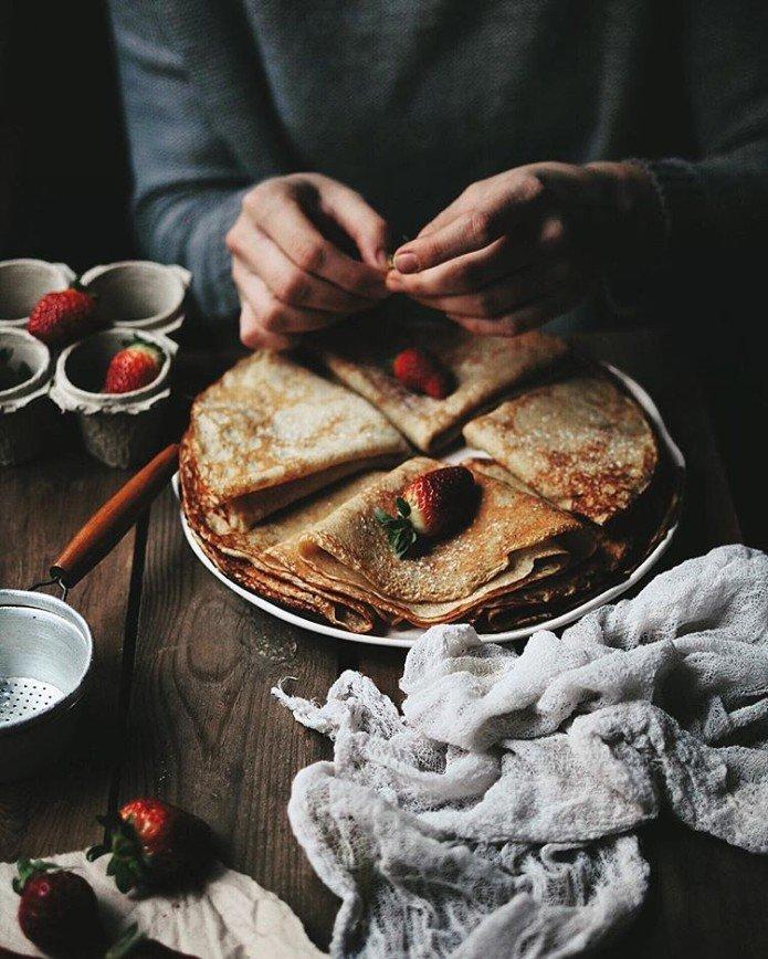 Широкая Масленица: рецепты вкусных и ароматных блинчиков