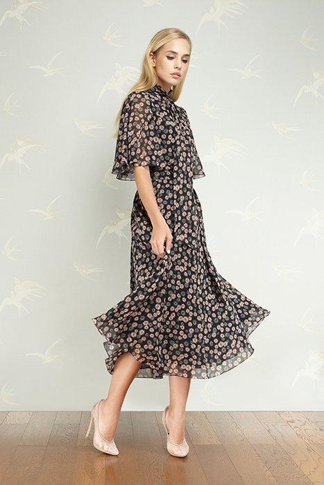 Коллекция Ulyana Sergeenko Demi-Couture, весна-лето 2017