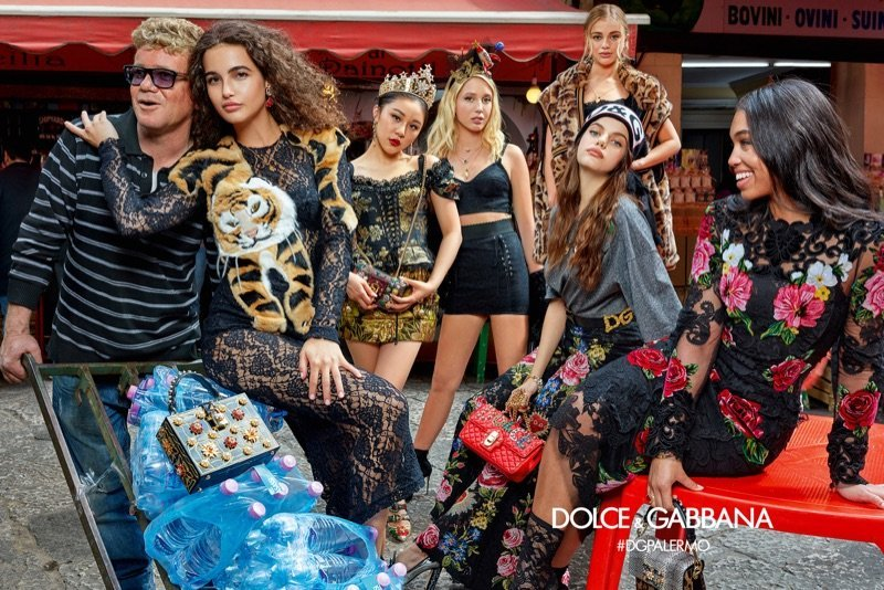 О, Палермо: Dolce & Gabbana признается в любви Сицилии