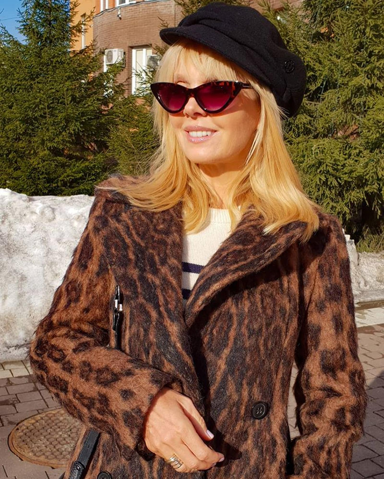 Ваш выход, тигрицы! Как носить леопардовый принт (секреты суперзвезд)