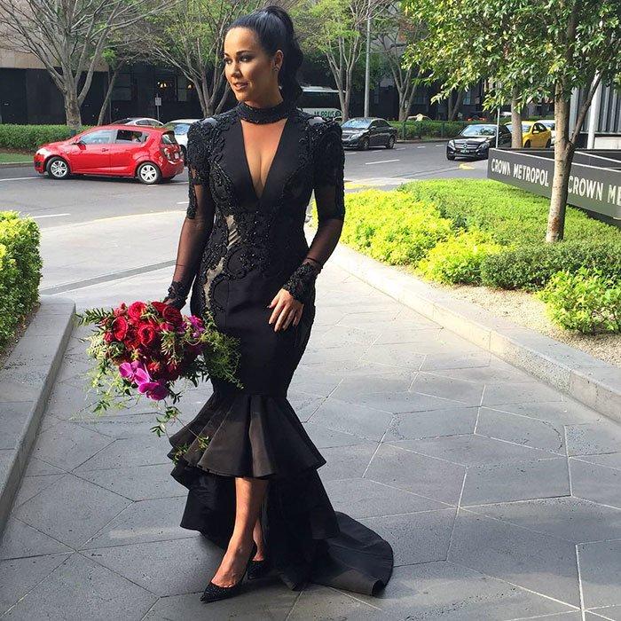 Разрушая стереотипы: невеста в черном