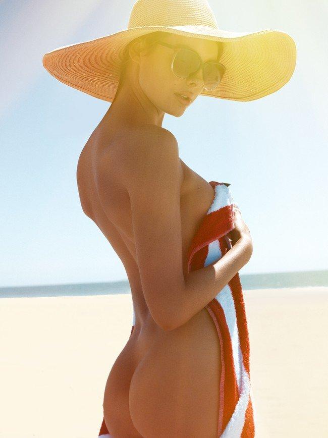 Пляжные фантазии Роберта Вольтаре
