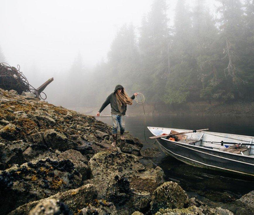 Есть ли жизнь на Аляске
