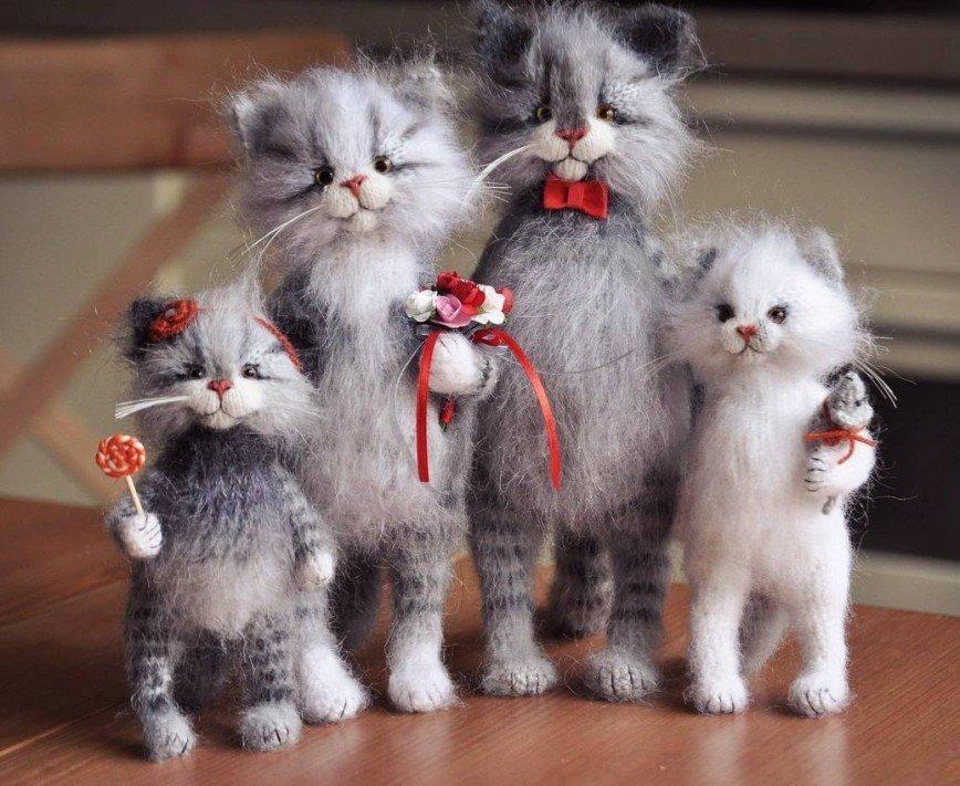 Авторские куклы Ольги Бессогоновой