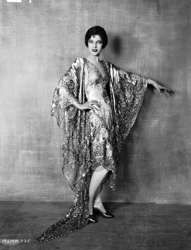 Удивительная женская мода 20-х годов ХХ века