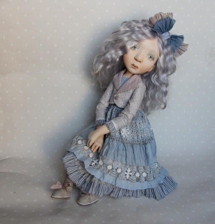 Живые куклы Ники Радюк