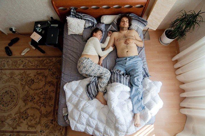 выйбал спящую тетю фото
