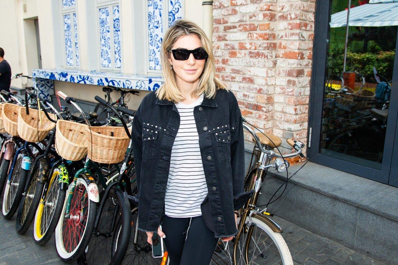 Звезды на колесах: как знаменитости пересели на велосипеды