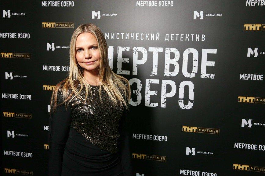Евгений Цыганов, Юлия Снигирь, Павел Табаков и другие звезды на показе сериала «Мертвое озеро»