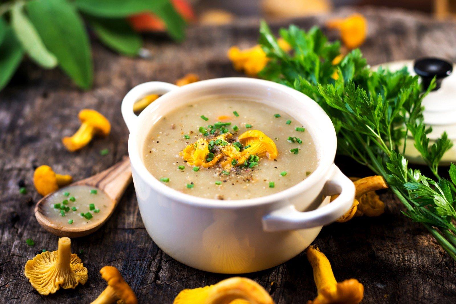 Магический суп из лисичек от Евы Польны: готовить обязательно!