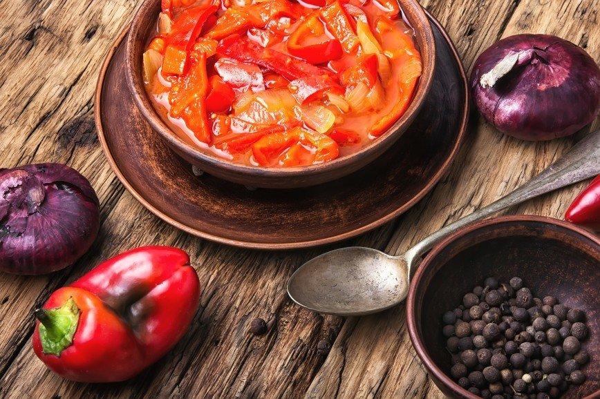 Ох, лечо: топ-5 рецептов вкусной закуски