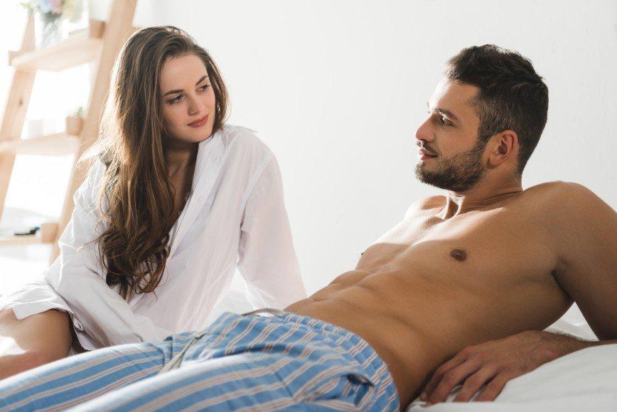 Пазл сложился: как понять, что вы совместимы в сексе