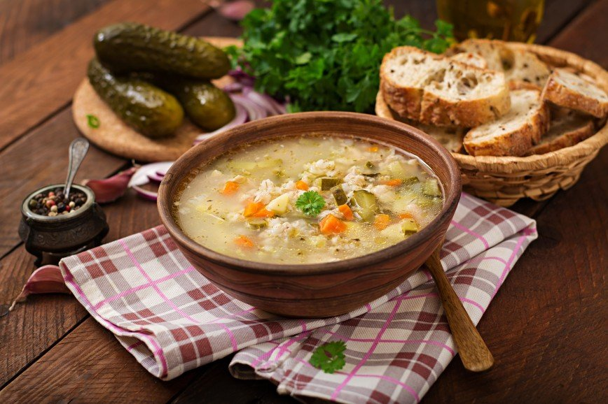 Борщ, рассольник и щи: готовим заправки для первых блюд на зиму