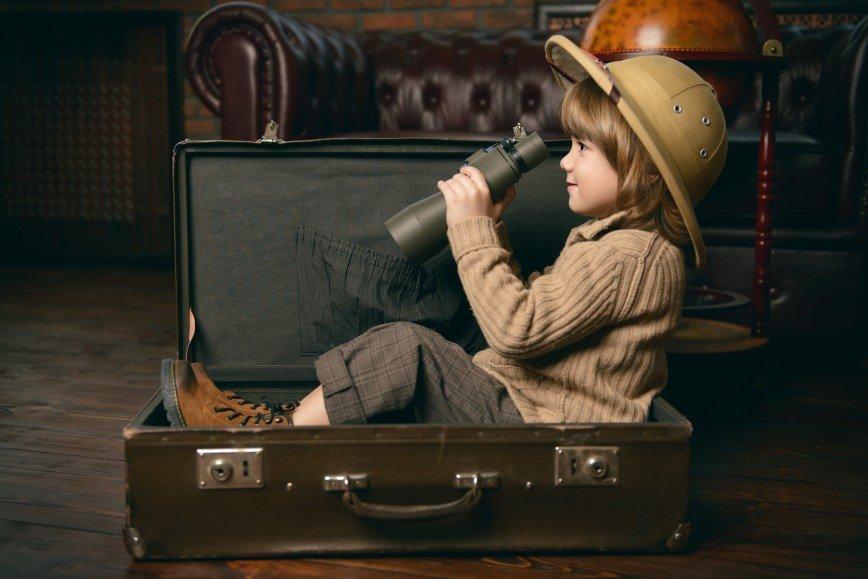 Мы едем, едем, едем: куда отправиться с детьми на осенних каникулах