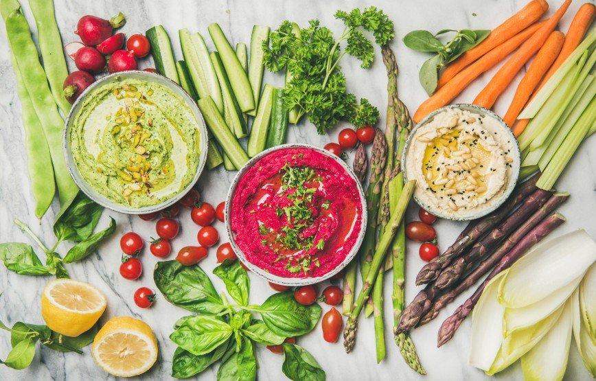 Три полезных блюда из турецкого гороха от Марии Кравцовой