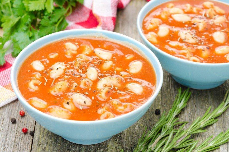 Топ-5 лучших рецептов питательных супов с фасолью