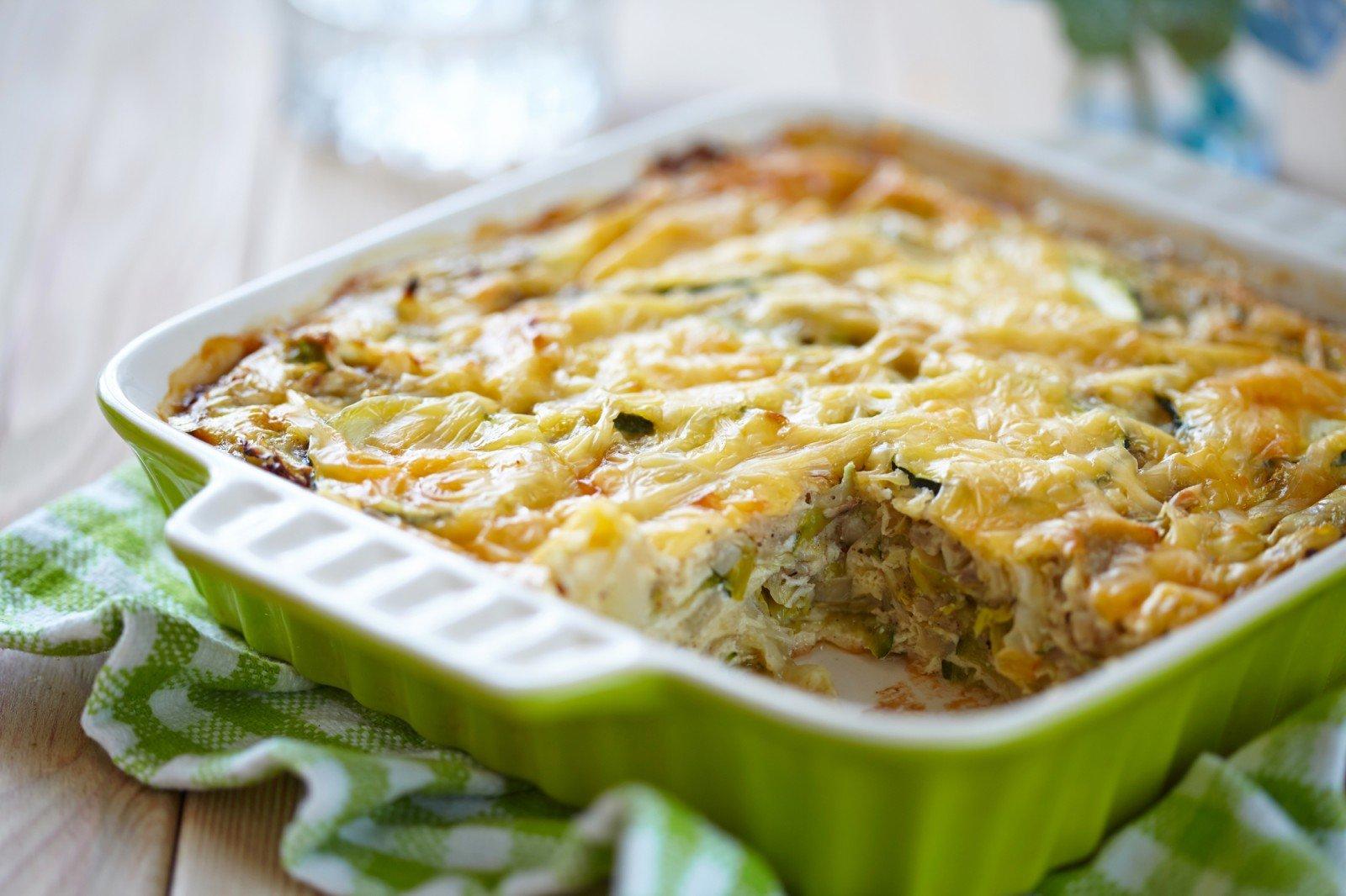 Нереально вкусный: быстрый пирог с зеленью от Раисы Алибековой
