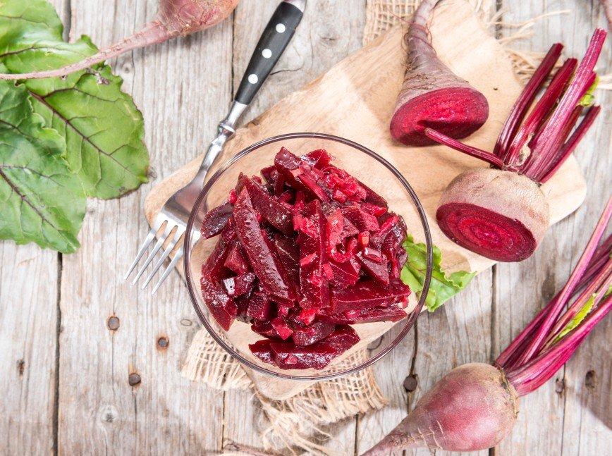 Полезный салат при проблемах с пищеварением от Саши Зверевой