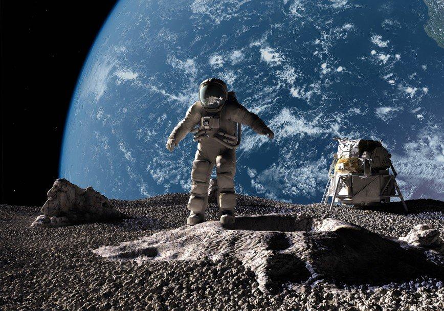 Чем пахнет Луна? Интересные факты о космонавтике