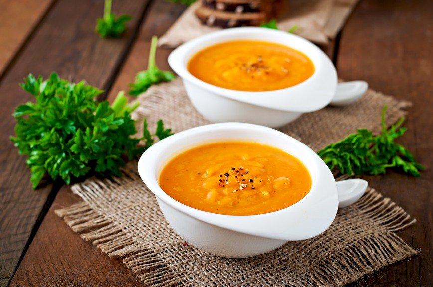 Простые и вкусные постные супы: три лучших рецепта