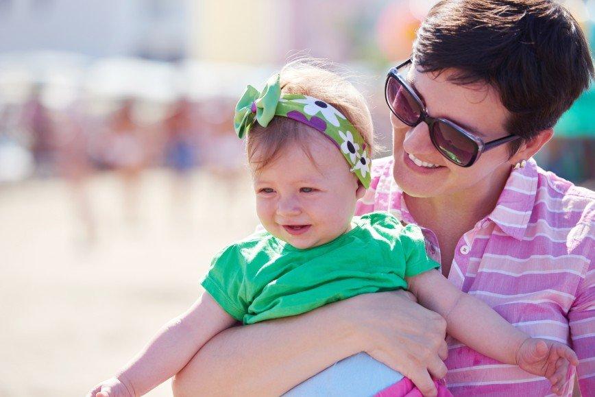 Как помочь ребенку в жару: советы от Елены Малышевой