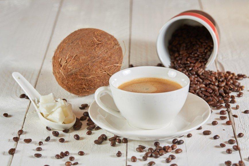 Кофе утром для похудения