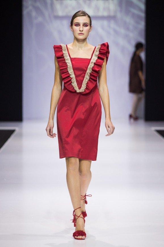 Неделя моды в Москве: SERGEY SYSOEV