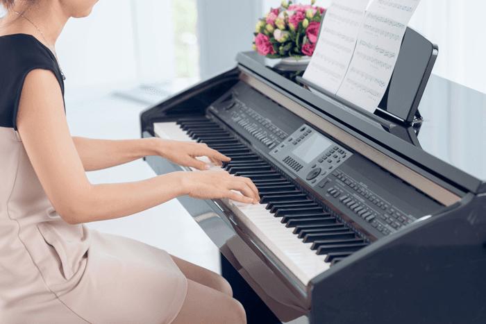 Секс за пианине