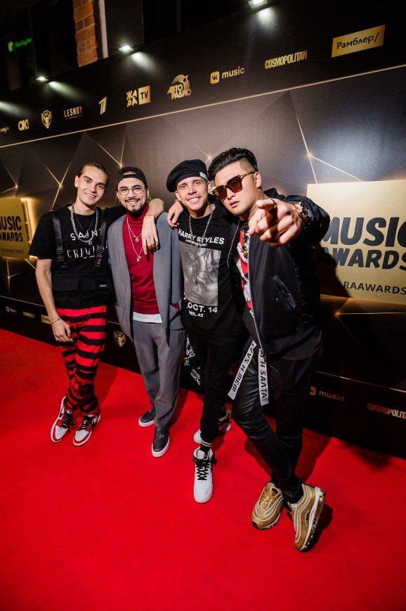 Филипп Киркоров, EMIN, Григорий Лепс и другие на Pre-Party ЖАРА Music Awards