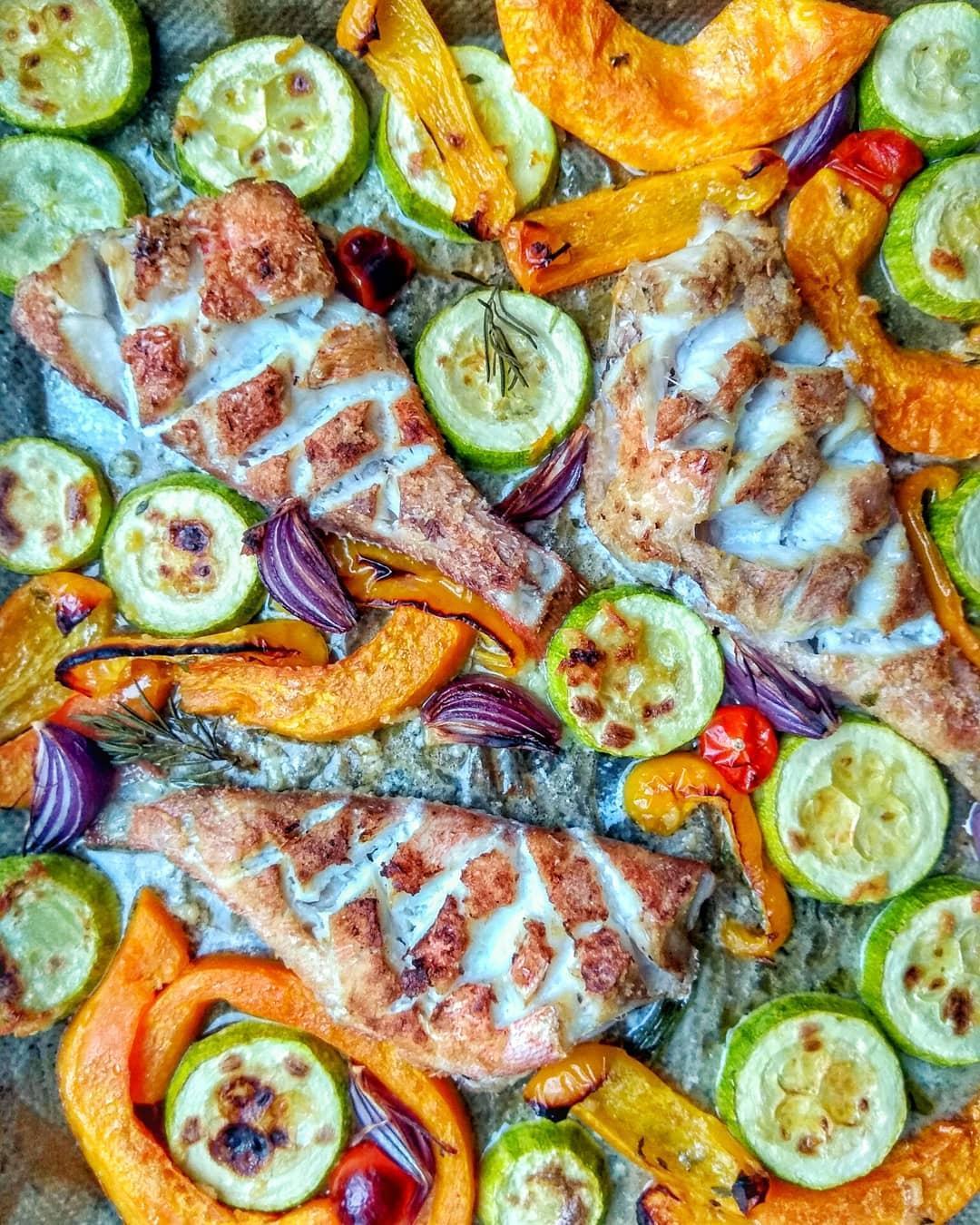 Простой обед с рыбой! Три рецепта приготовления морского окуня