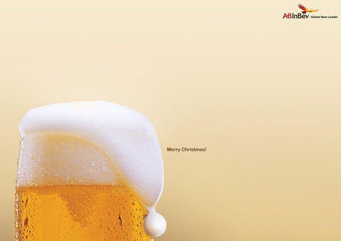 Лучшая новогодняя реклама