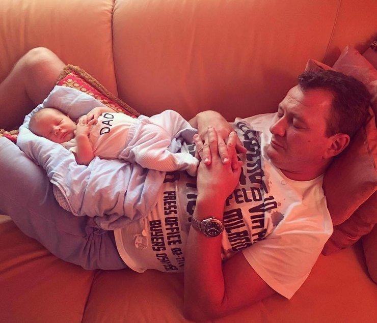 Марат Башаров и сын Марсель: трогательное зрелище