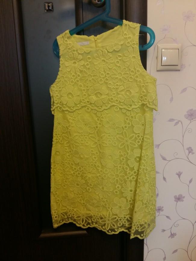 Платье Майораль размер 140-146. Надевали 1 раз. Цена 1800