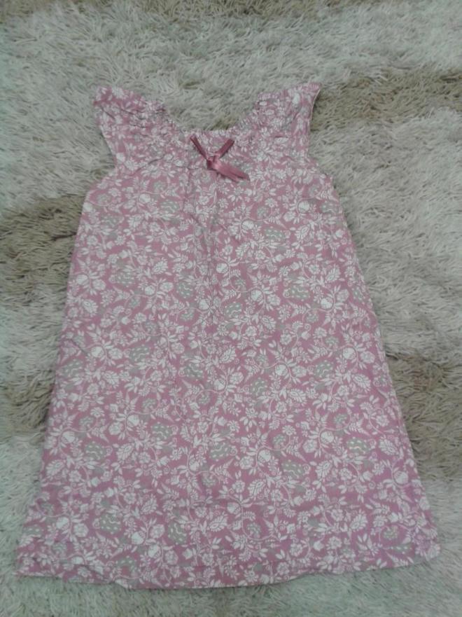 Легкое платье Майораль, в идеальном состоянии. Размер 128-134. Цена 700 руб