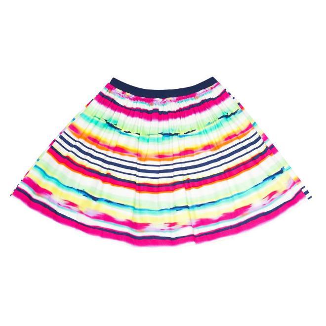 Яркая юбка фирмы Акула. Размер 152. Цена 900