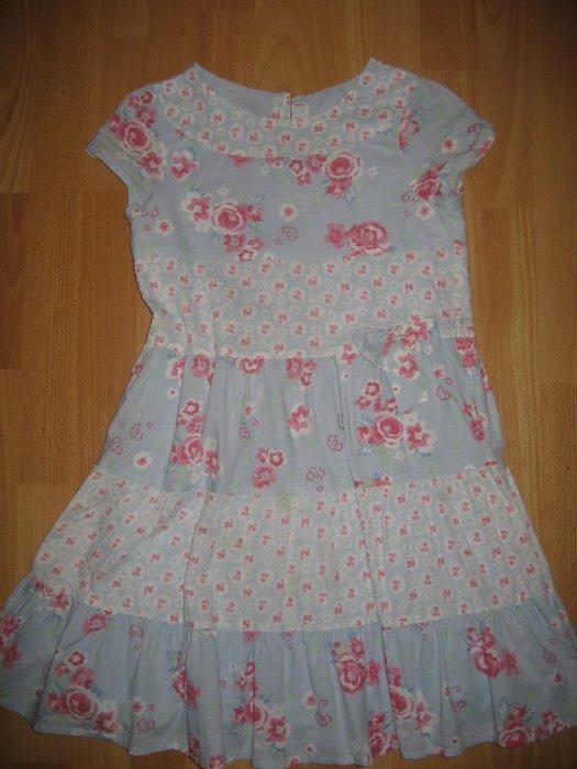 Платье Mothercare 10 лет в хорошем состоянии - 500р
