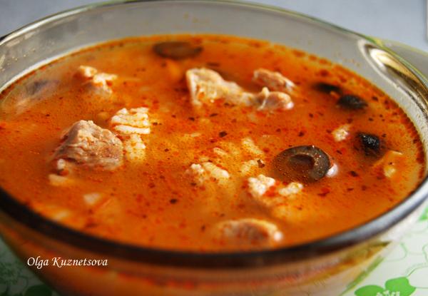 суп -харчокак приготовить суп харчо