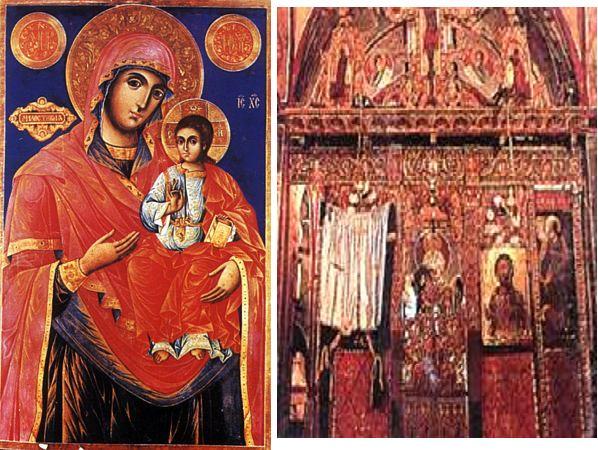 """[b]МОЛИТВА к Божей Матери """"Милостивая""""[/b] [br] О Пресвятая и преблагословенная Мати Господа, Бога и Спаса нашего Иисуса Христа, Милостивая Богородице и Приснодево Марие! Припадая к святей и чудотворней иконе Твоей, смиренно молимся Тебе, Благой и Милосердой Заступнице нашей: вонми гласу грешных молений наших, не презри воздыханий от души, виждь скорби и беды нас обышедшия, и яко любвеобильная воистину Мати потщися на помощь нам безпомощным, унылым, во многия и тяжкия грехи впадшим и присно прогневляющим Господа и Создателя нашего, Егоже умоли, Предстательнице наша, да не погубит нас со беззаконими нашими, но явит нам человеколюбную Свою милость. Испроси нам, Владычице, у благости Его, телесное здравие и душевное спасение, благочестное и мирное житие, земли плодоносив, воздуха благорастворение, дожди благовременны и благословение свыше на вся благая дела и начинания наша, и якоже древле призрела еси милостиво на смиренное славословие послушника Афонскаго, воспевавшаго Ти песнь хвалебную пред Пречистою иконою Твоею, и послала еси к нему Архангела Гавриила научити его пети песнь небесную, еюже славословят Тя ангели горе, сице приими благоутробно и наше ныне усердно приносимое Тебе молитвословие, и принеси е Сыну Твоему и Богу, да милостив будет Он нам грешным, и пробавит милость Свою всем чтущим Тя и с верою покланяющимся Святому Образу Твоему. О Царице Всемилостивая, Мати Божия Всеблагая, простри к Нему Богоносныя Твои руки, имиже Его, яко младенца носила еси, и умоли Его вся ны спасти и избавити погибели вечныя. Яви нам, Владычице, Твоя щедроты: болящия исцели, скорбящия утеши, бедствующим помози: благопоспеши всем нам носити иго Христово в терпении и смирении, сподоби нас благочестно житие сие земное скончати, христианскую непостыдную кончину получити, и Небесное Царствие унаследити, Матерним ходатайством Твоим к рождшемуся от Тебе Христу Богу нашему, Емуже со Безначальным Его Отцем и Пресвятым Духом, подобает всякая слава, честь и поклонение, ныне и присно, и во в"""